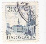 Sellos de Europa - Yugoslavia -