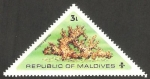 Stamps : Asia : Maldives :  535 - Fauna marina