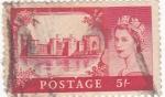 Stamps : Europe : United_Kingdom :  Reina Isabel II