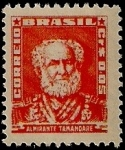 Sellos de America - Brasil -  Almirante Tamandare