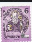 Stamps Austria -  Catedral de VORALRBERG