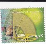 Sellos de Europa - Portugal -  500 Años del nacimiento de Pedro Nunes-matemático