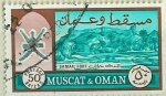 Stamps Asia - Oman -  Muscat