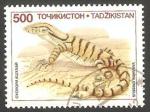 Sellos del Mundo : Asia : Tayikistán : 59 - Reptil