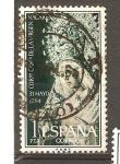 Sellos de Europa - España -  CORONACION DE LA VIRGEN DE LA MACARENA
