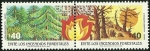 Stamps Chile -  EVITE LOS INCENDIOS FORESTALES