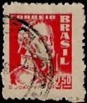Sellos de America - Brasil -  D. Joaquim