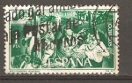 Stamps Spain -  NAVIDAD 1965