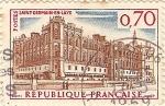 Stamps France -  Saint-Germain-en-laye