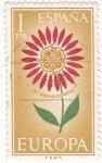 Sellos de Europa - España -  Europa-CEPT 1964            (o)