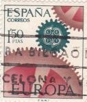 Sellos de Europa - España -  Europa-CEPT 1967            (o)
