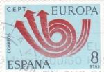 Sellos de Europa - España -  Europa-CEPT 1973            (o)