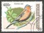 Sellos de Africa - Togo -  Pájaro