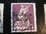 Stamps : Europe : Germany :  Deutsches Reich- Bayern