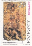 Stamps Spain -  NAVIDAD-94          (O)