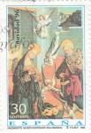 Sellos de Europa - España -  NAVIDAD-96          (O)