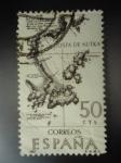 Stamps Spain -  Ed:1820- Forjadores de América. Costa de Nutka (Nootka ó Nuca)