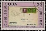 Stamps Cuba -  Día del sello