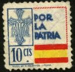 sellos de Europa - España -  Todo por la patria