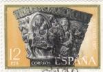 Stamps Spain -  NAVIDAD-75          (O)