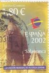 Sellos de Europa - España -  Exposición Mundial de Filatelia Juvenil     (O)