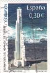 Stamps Spain -  Faro Punta del Hidalgo-Tenerife-  (O)