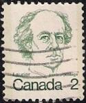 Sellos de America - Canadá -  Laurier