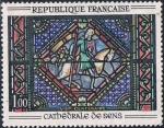 Sellos del Mundo : Europa : Francia :  OBRAS DE ARTE. SAN PABLO CAMINO DE DAMASCO. Y&T Nº 1427. RESERVADO