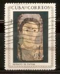 Stamps Cuba -  RETRATO  DE  FAYUM