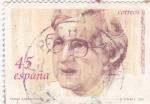 Stamps Spain -  María Zambrano- Filósofa       (O)