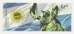 Stamps : America : Argentina :  Año de homenaje a Manuel Belgrano