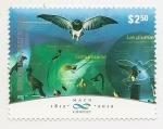 Stamps : America : Argentina :  200 años del Museo Argentino de Ciencias Naturales