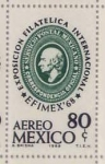 Stamps Mexico -  EFIMEX 68