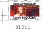 Sellos del Mundo : America : México : FRAY JUNIPERO SERRA 1713 - 1784