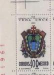 Sellos del Mundo : America : México : FUNDACION DE LA VILLA RICA DE LA VERACRUZ 1519