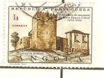 Stamps Africa - Angola -  CASTILLO DE BELMONTE