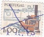 Sellos de Europa - Portugal -  Electrodomésticos