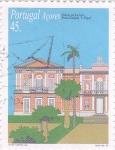 Sellos de Europa - Portugal -  Palacio de Santana- Açores