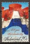 Sellos de Europa - Holanda -  400a Aniv de la Bandera Países Bajos.
