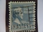 Stamps United States -  JAMES BUCHANAN  (1791-1868)