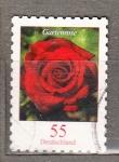 Sellos de Europa - Alemania -  Gartenrose
