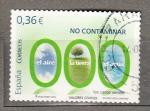 Sellos de Europa - España -  No contaminar (708)