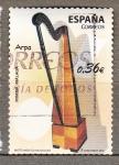 Sellos de Europa - España -  Arpa (743)