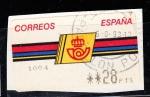 Sellos de Europa - España -  Logotipo (745)