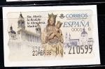 Sellos de Europa - España -  Stª Mª Almudena 1999-1 (756)