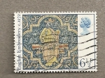 Stamps United Kingdom -  Bordados ingleses