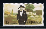 Sellos del Mundo : Europa : España : Edifil  2873  Cente. del nacimiento de Alfonso Rodriguez Castelao.