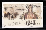Sellos del Mundo : Europa : España : Castroverde de Campos 2000-7(767)