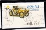 Sellos del Mundo : Europa : España : DeDion Bouton 2001-12 (772)