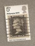 Sellos de Europa - Reino Unido -  Phylimpia 1970